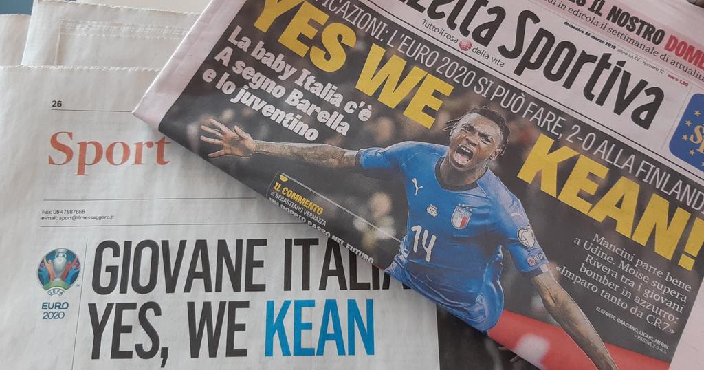 #ItaliaFinlandia