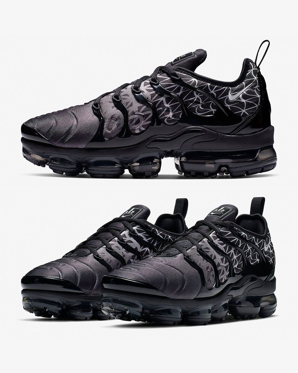 RT @thedropdate: The NIKE AIR VAPORMAX PLUS adds another printed addition to its roster…  >> https://t.co/D0MT4Iykjq https://t.co/yDDURWRhHQ