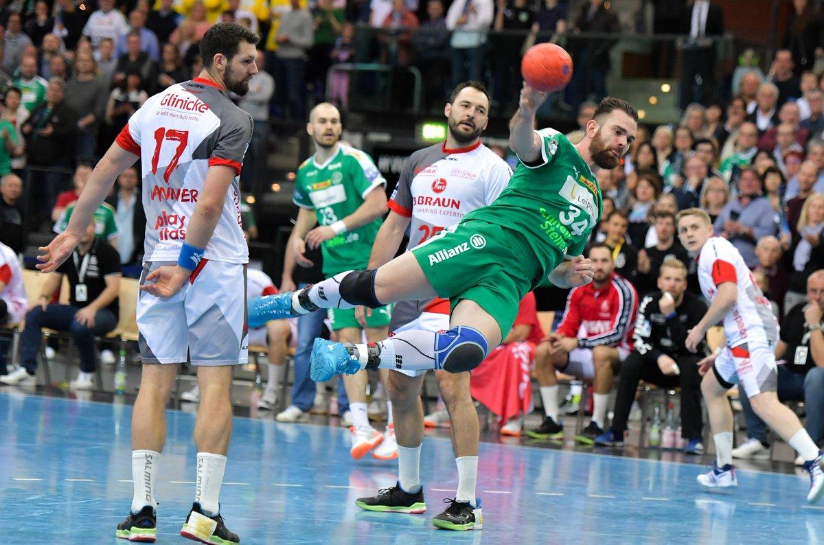 +++LIVE+++Die DHfK-Handballer verlieren nach tollem Kampf mit 26:29 gegen die @mthandball. #DHfKMTM https://t.co/BelBdd0rax