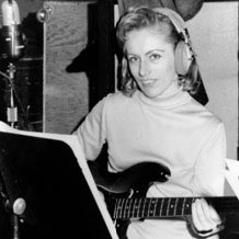 Happy Birthday Carol Kaye. I hope one day to play one of your bass lines without fucking it up somewhere.