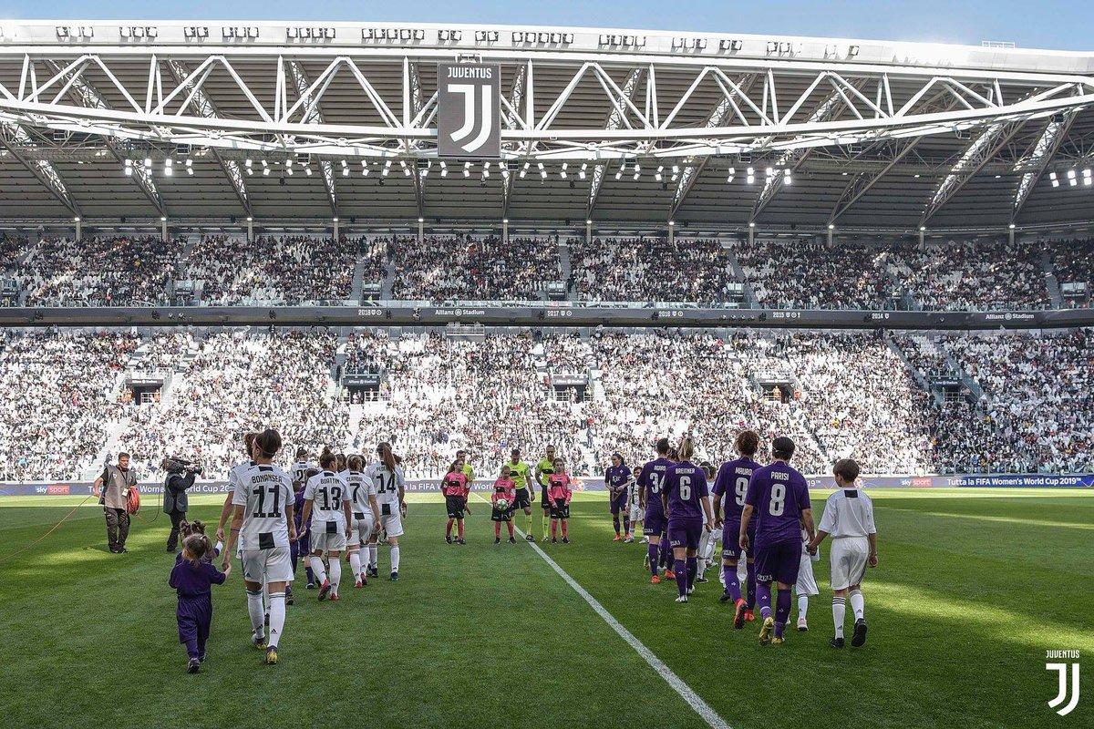 #JuventusWomen