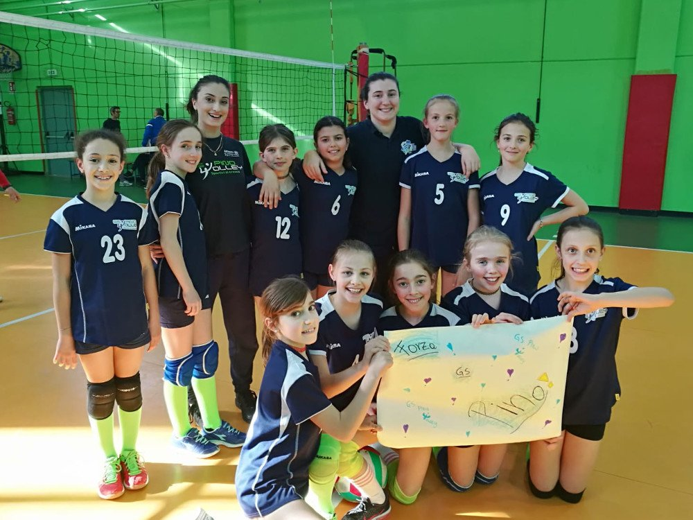 test Twitter Media - Under 12 - UISP Coppa Primavera Gir.E: GS Pino Volley - Rosta 2-1  (25-14 25-14 19-25) le nostre piccoline consolidano il primo posto nel girone! https://t.co/epqpdGOgxg