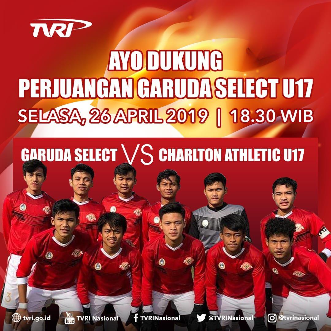 @RCTISports_ Mending nonton Garuda Select di @TVRINasional aja #TimnasDay #GarudaSelect #Senin https://t.co/FBn9tVQDyJ