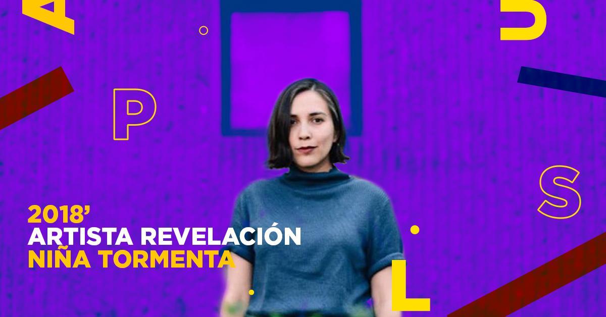 """test Twitter Media - Tiare Galaz, más conocida como @ninatormenta, se llevó el galardón a """"Artista Revelación"""" en Premios Pulsar 2018. ¿Quién crees que se llevará este año el premio en esa categoría? Conoce a los postulantes: https://t.co/zGPYD5ssmi https://t.co/fdw4iokOpV"""