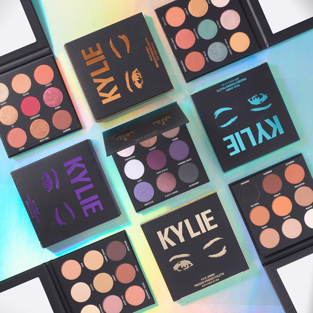 you can now get all of my favorite @kyliecosmetics 9-pan #kyshadow palettes at @ultabeauty! https://t.co/kAgHJSASbf