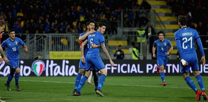 #ItaliaCroazia