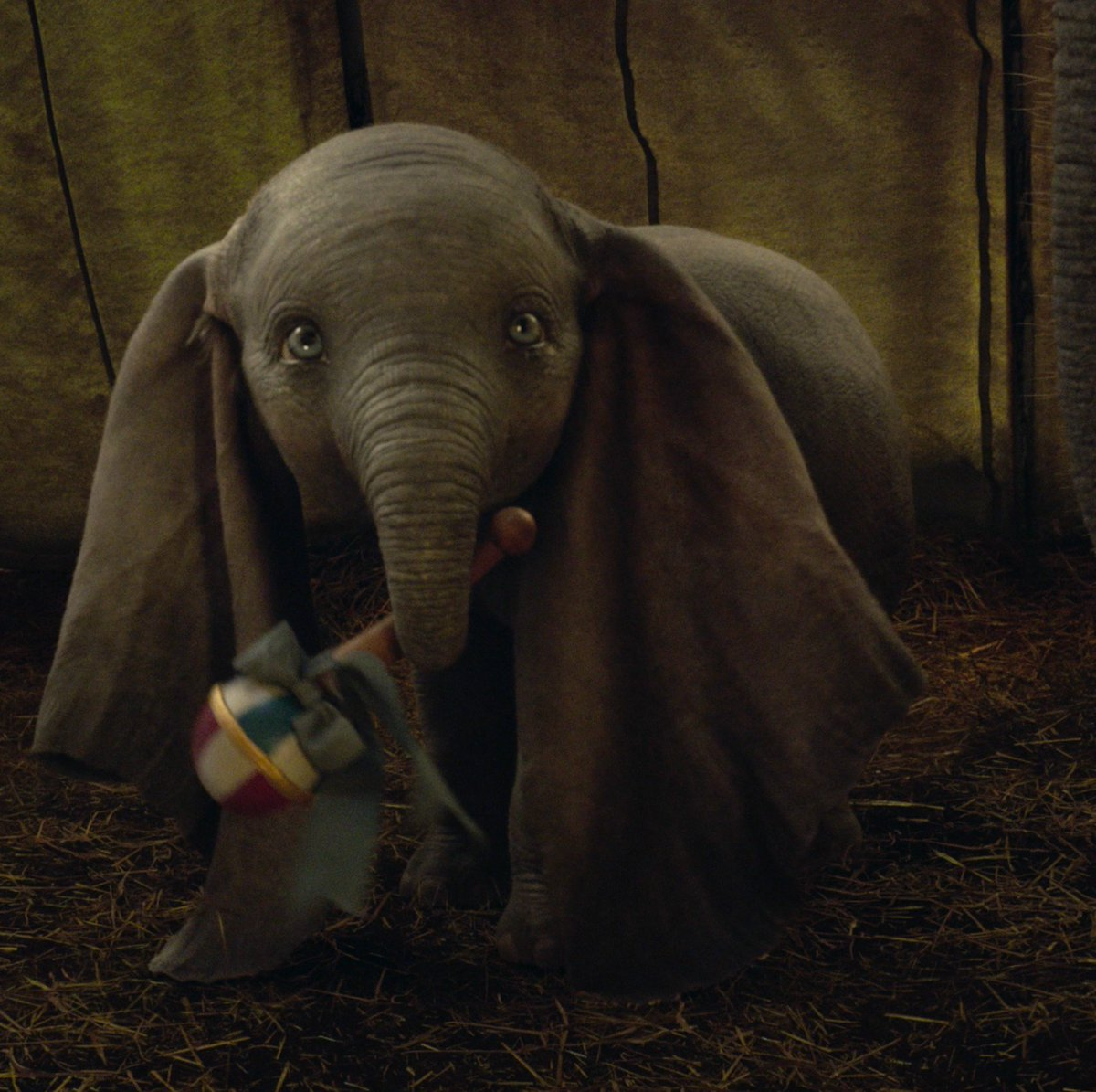 RT @Dumbo: This Friday, the Disney legend soars to new heights. #Dumbo https://t.co/uwyTqWcFZN
