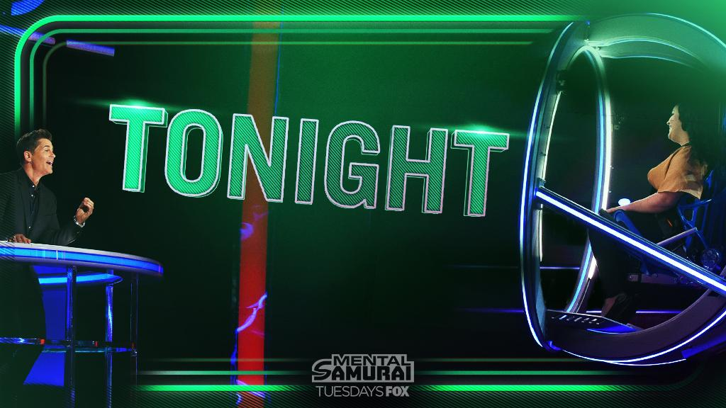 RT @mentalsamurai: Can perfection finally be achieved? ✅  Find out tonight on an all-new #MentalSamurai at 9/8c! https://t.co/J6Hi1IaEKx