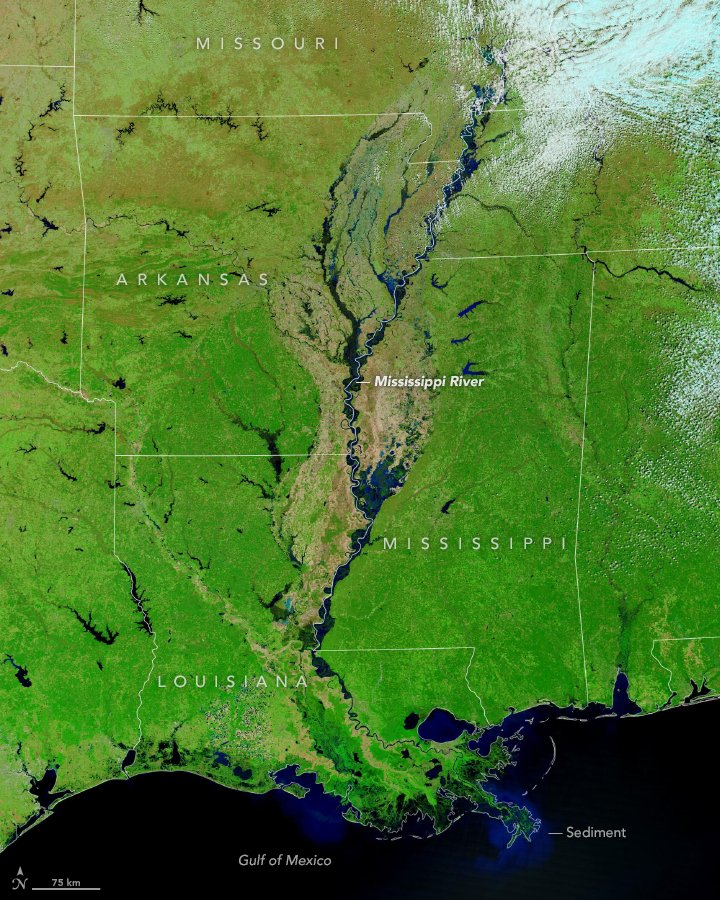 test Twitter Media - Spring has just begun and the Mississippi and Missouri are already badly swollen. https://t.co/MP4NSYgYnP #NASA #MODIS #flooding https://t.co/uht4Uw3yJh