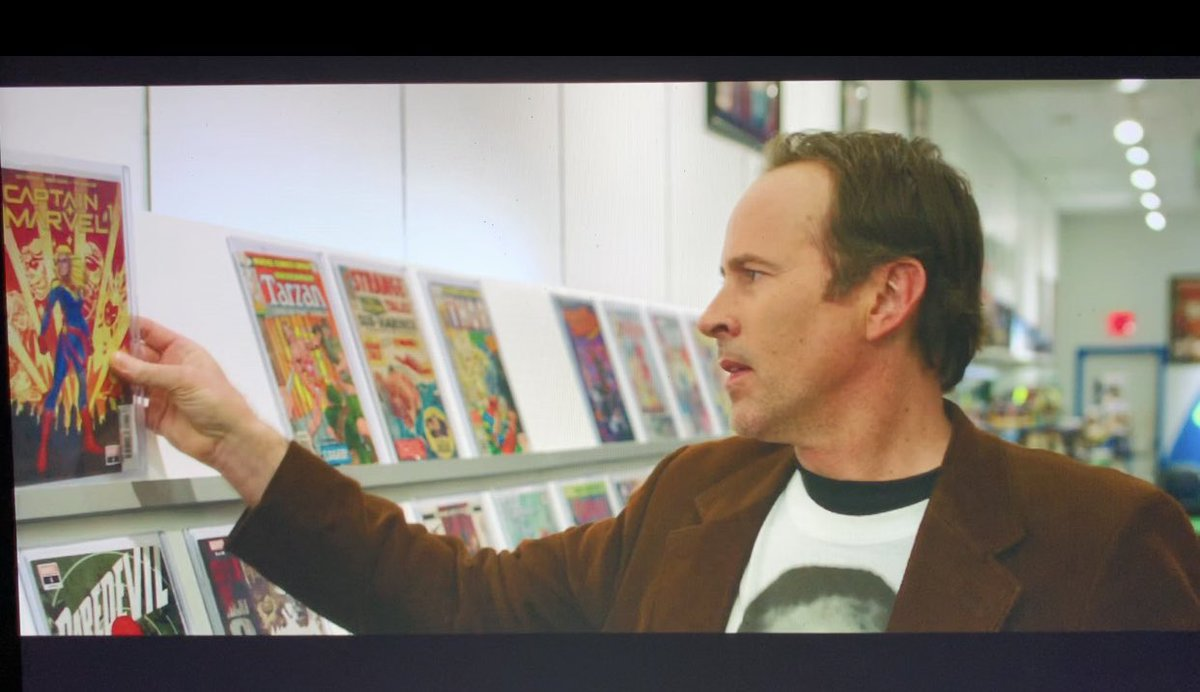 Me and Mallrats got a shout-out in @captainmarvel, so me and Mallrats are shouting back in #JayAndSilentBobReboot! https://t.co/E3AObgH30W