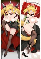 "test Twitter Media - Mario Nude Bowsette Dakimakura Anime Body Hugging Pillow Cover Case 150x50 59"" https://t.co/0MNpwaAAeL"