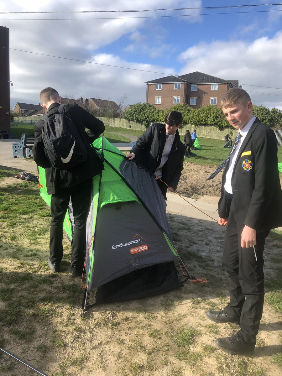 test Twitter Media - The new D of E group are practising their tent building skills #dofe2019 https://t.co/KlStWqmfHP