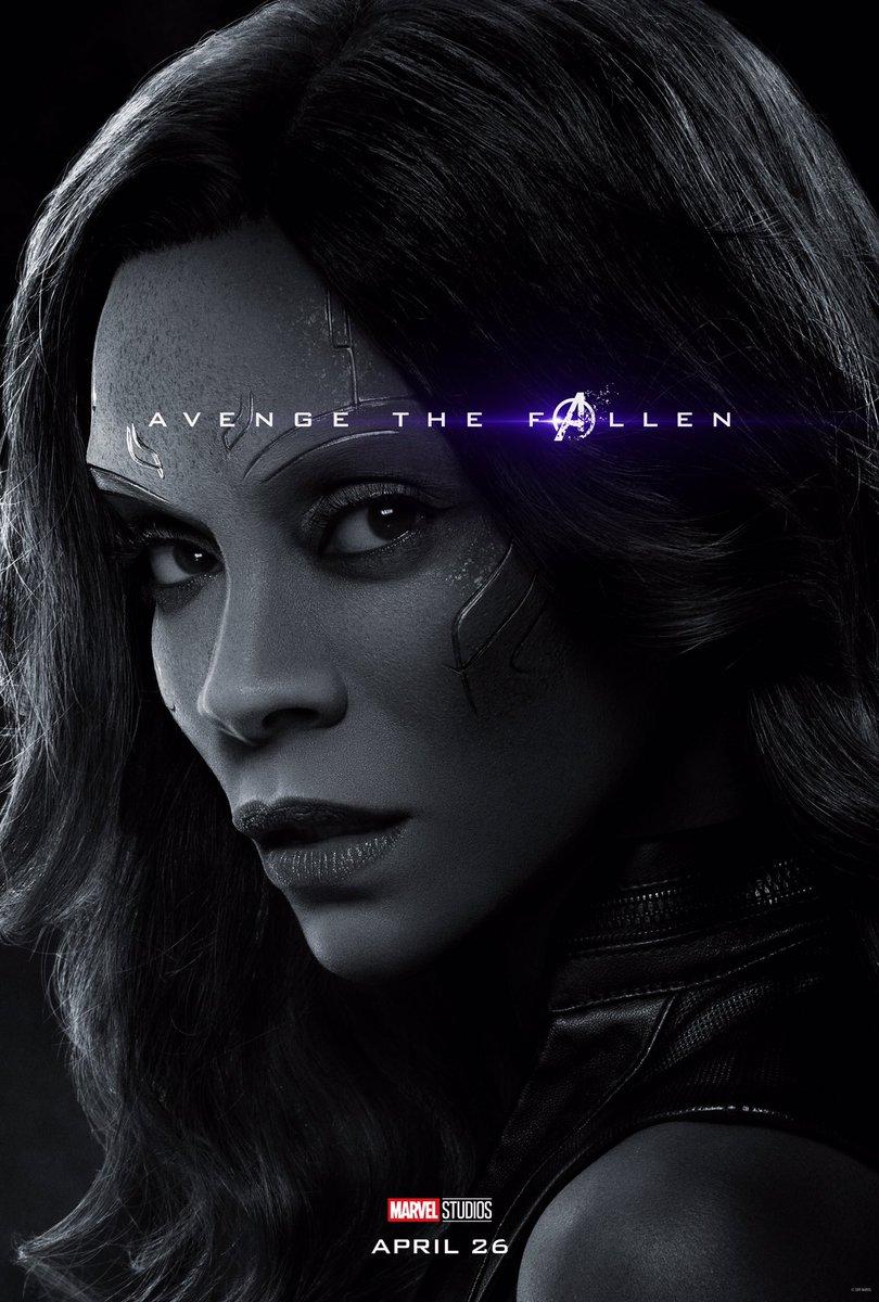 1 Month. #AvengersEndgame https://t.co/oNJsFs4s66