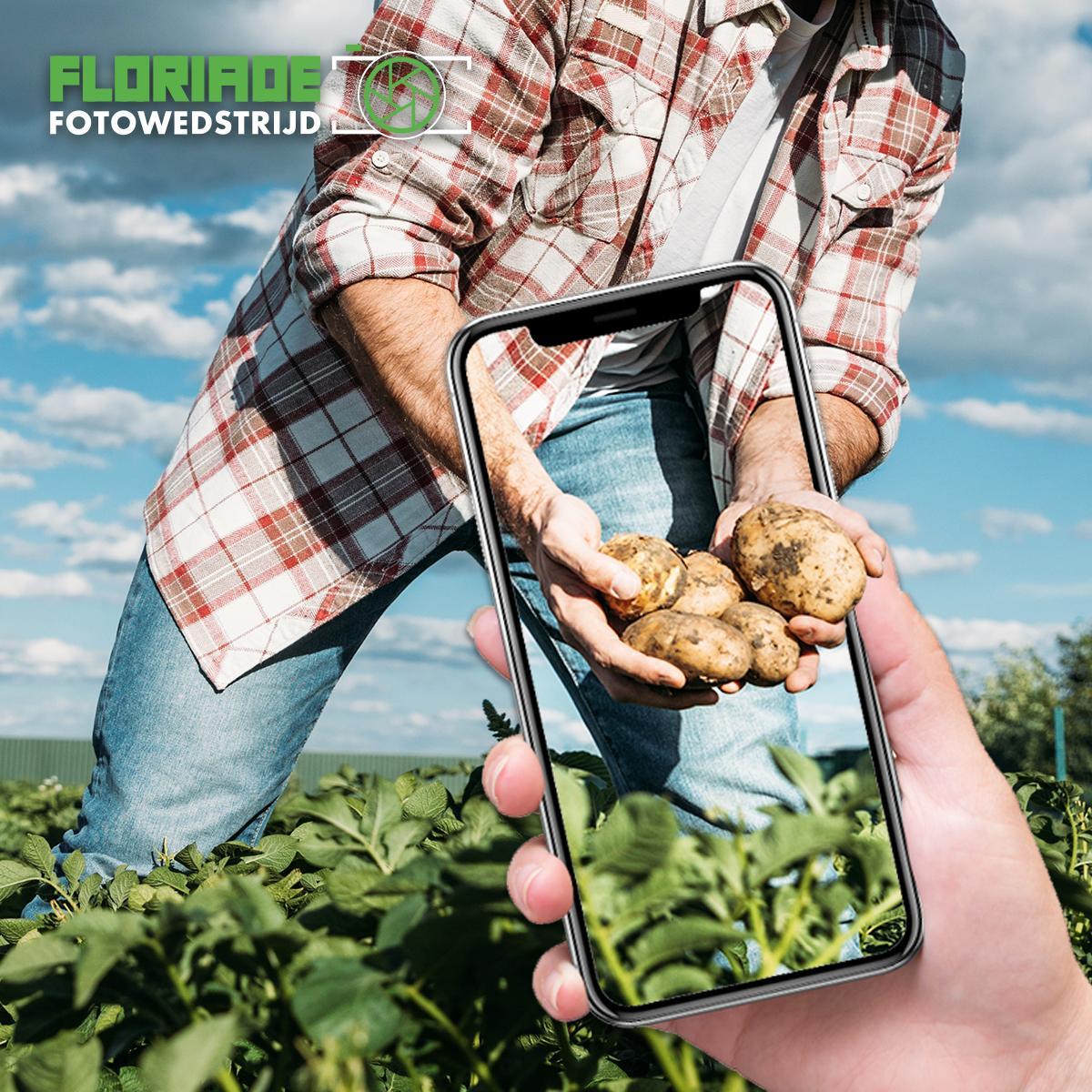 test Twitter Media - Inmiddels 150 deelnemers. Mooie groene foto's, maar Floriade is meer!  Voeding, energie en gezondheid. Dus maak foto's van knakwortels, Weerwaterpapier, groene jurken en plaats ze op https://t.co/mPyPph7681 https://t.co/8QOHo5avfu