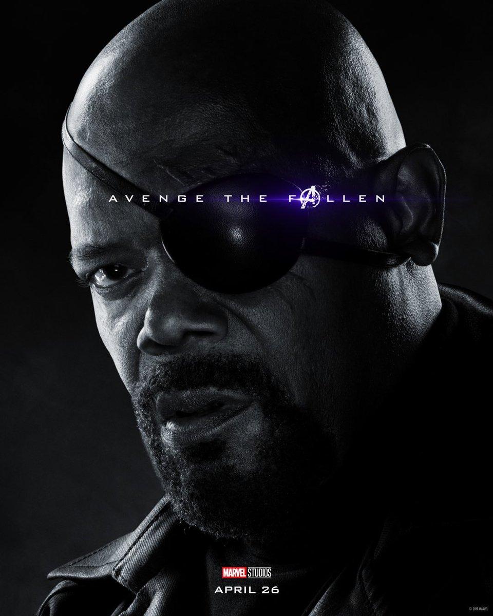 1 Month. #AvengersEndgame https://t.co/ieVS0wKjaL