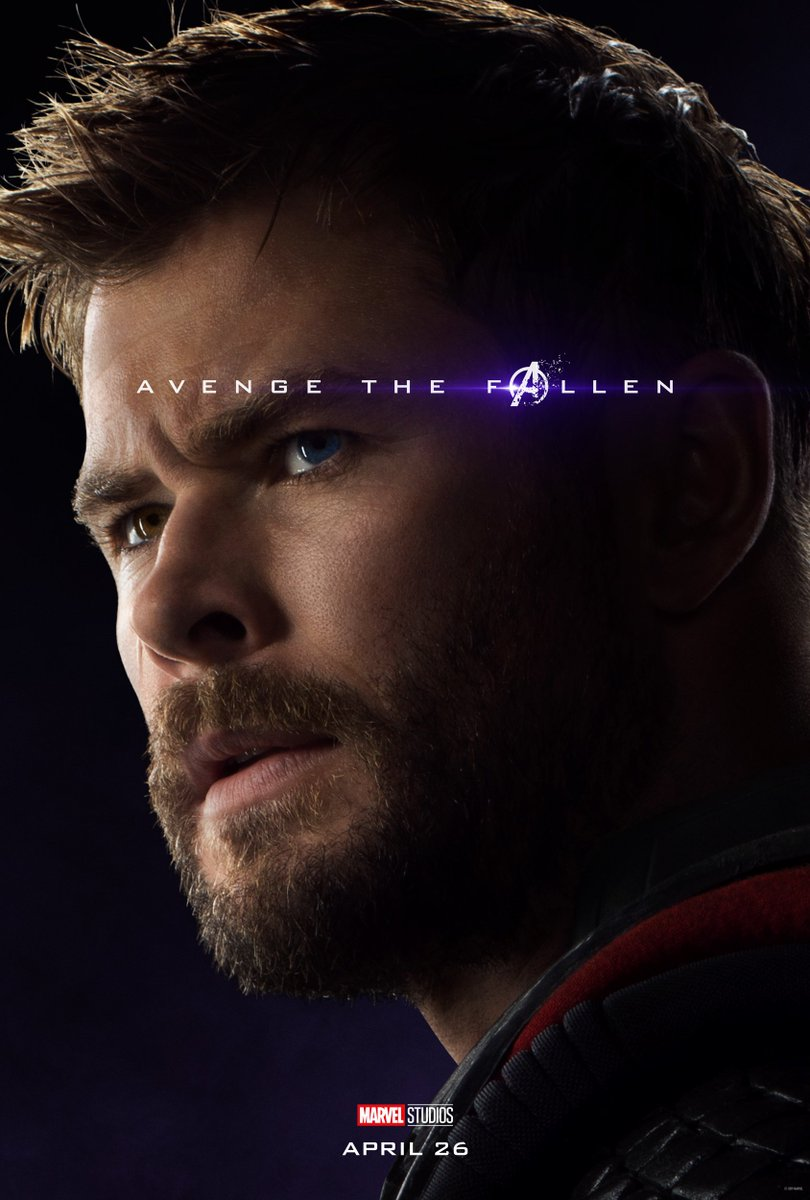 test Twitter Media - RT @MarvelStudios: 1 Month. #AvengersEndgame (1/8) https://t.co/gGBFHOe45p
