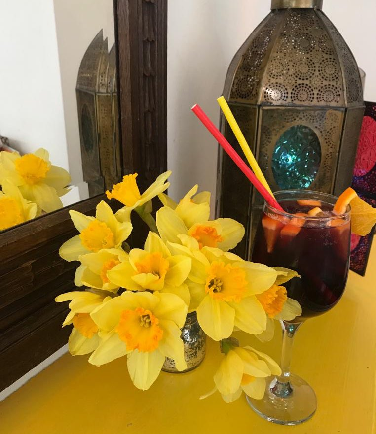 test Twitter Media - Mum can enjoy a free glass of sangria this Mother's Day🍷💐. We only have a few tables available between 12pm & 2.30pm, so be quick & book via the link https://t.co/z7CluYlbWx #mothersday #happymothersday #sangria #folkestone #kent #hythe #visitkent #foodfolke https://t.co/l7a2G1Bdbd