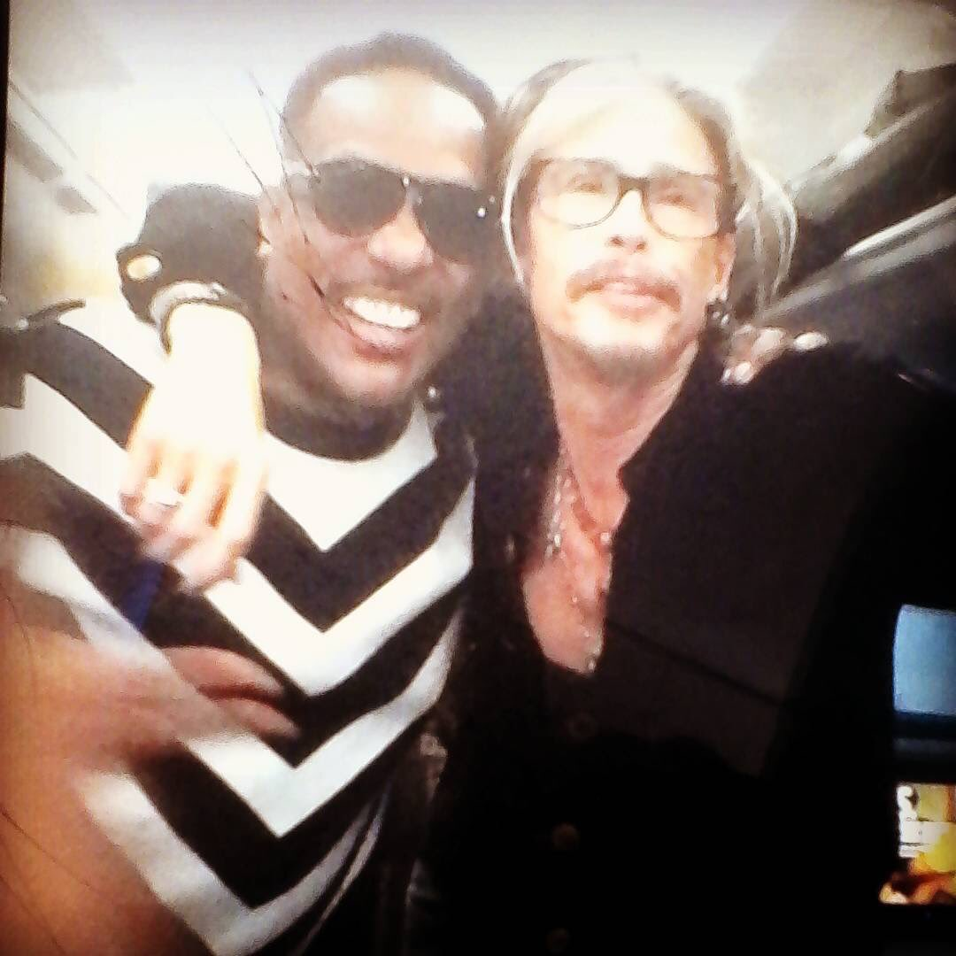 RT @CharlieWilson: Happy Birthday to this Rock n Roll King @iamstevent ???????? https://t.co/nxHR3HXeqC