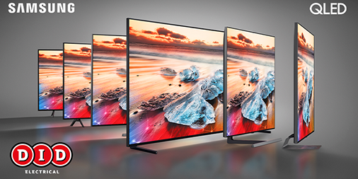 Discover the new Samsung QLED range at DID. 👉 https://t.co/Yw6Lq6mBui 👈 Experience TV in over 1 billion colours https://t.co/bnujwVDaGI