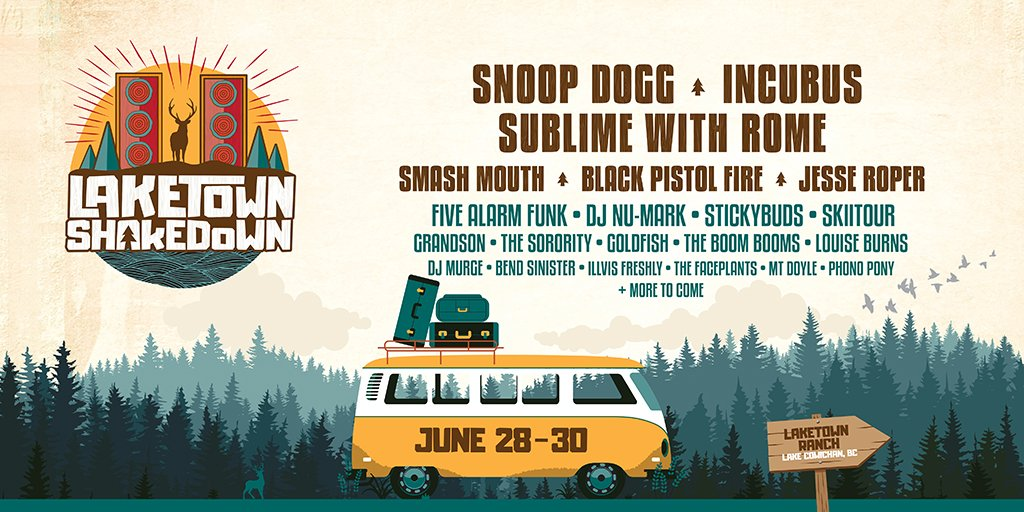 ???? Ill be live at @LTShakedown this June ????  Tix on sale this Fri dont miss it ‼️ https://t.co/4i65cV8RTY https://t.co/lk4dOCBHpw