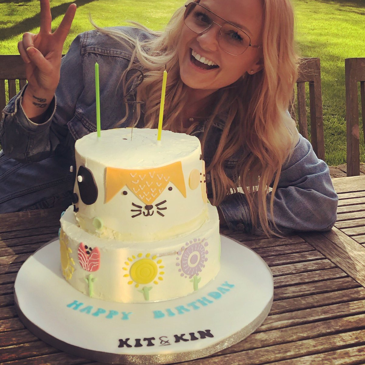 My brand @KitandKinUK is 2 years old today! Thank you so much for all of your support. ???????????? https://t.co/Wnt4A3pv6X
