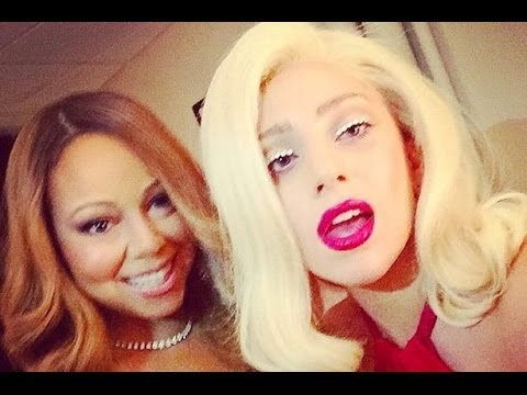 Happy Birthday Lady Gaga and Mariah Carey!!!!      How amazing that their birthday\s are a day apart!!!
