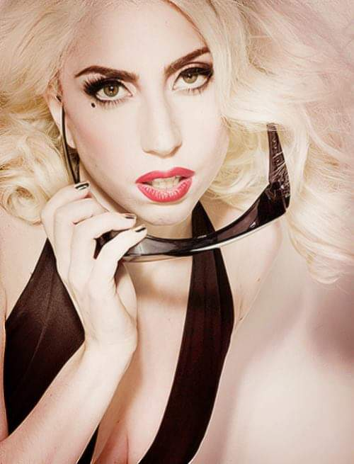 Lady Gaga (Stefani Joanne Angelina Germanotta) Birth 1986.3.28 Happy Birthday