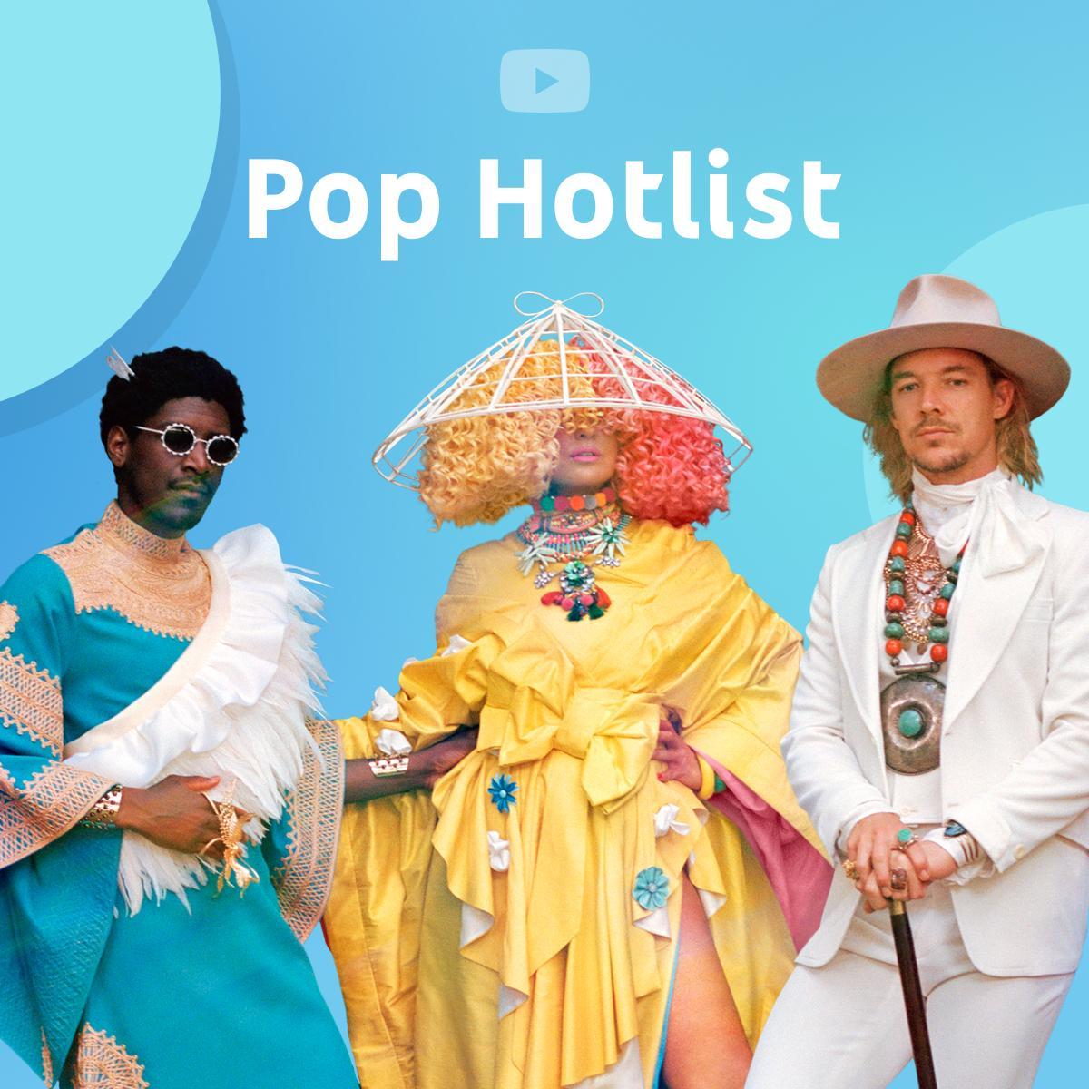 #LSD is on the cover of @youtubemusic's Pop Hotlist! https://t.co/UVlq3w5dI6 #youtubemusic - Team Sia https://t.co/OKPsGIbieH