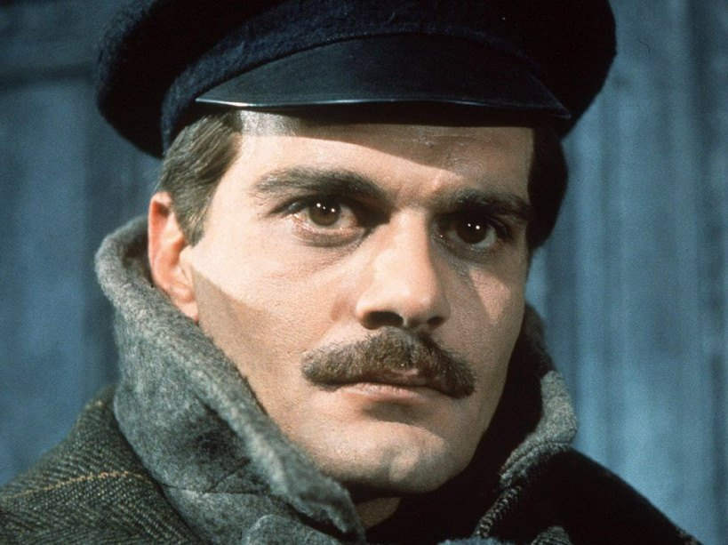 Happy Birthday to the legendary actor Omar Sharif, who would have been 86 today! (1932-2015)