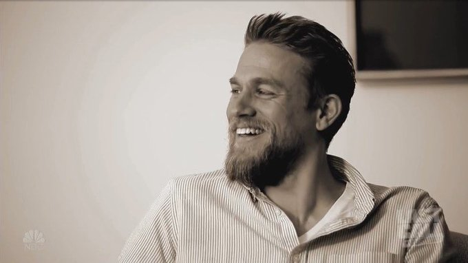 Happy birthday to my sweet man charlie hunnam