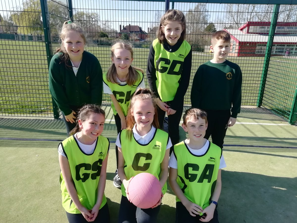 test Twitter Media - Hollywood enjoyed the sun and a win over Grendon @KingsHeathSP Netball, but lost out to Chilcote and The Oaks. The improvement this year has been brilliant. Well done. https://t.co/E2YMsJBaN9