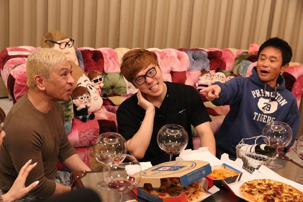 test ツイッターメディア - 【豪邸】HIKAKINの新居で「ハシゴ酒」ダウンタウンと超高級ワインで乾杯 https://t.co/YOgaf9E1iF  HIKAKINは乾杯用に「本気で準備した」と、1杯10万円近いロマネコンティを用意。4月12日放送。 https://t.co/6Hce9SyKZD