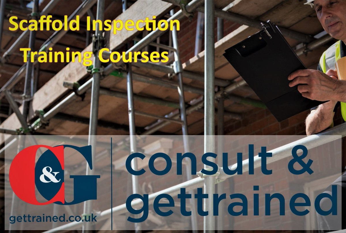 "test Twitter Media - Great feedback from Matthew @magnoxsites on our 'Scaffold Safety Inspection' course who said ""Great course, Mike's wealth of knowledge of scaffolding was obvious. Really enjoyed the course, thanks""#Feedback #safety #healthandsafety #Training https://t.co/ohd5Z84XlU"