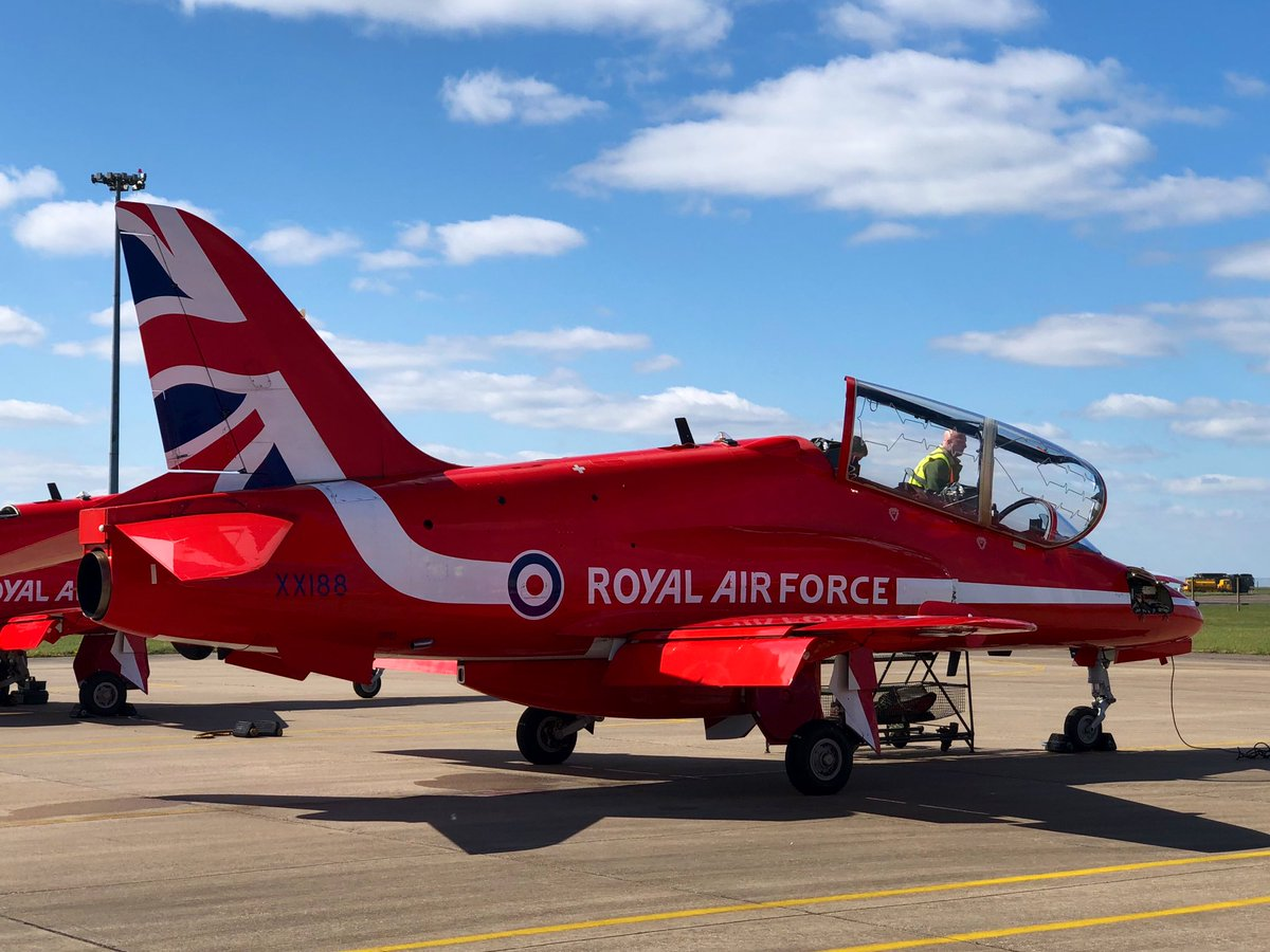 test Twitter Media - The Red Arrows over Lincoln today, the first time this season's team have flown as a 9. It comes ahead of a display season that takes them to North America for their first major tour there in 25 years.@itvcalendar @itvwestcountry @rafredarrows https://t.co/cCJIE0Rznp