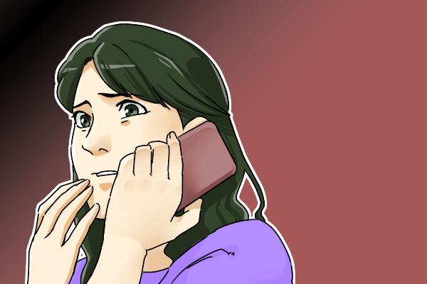 電話占い浄恵に関するツイートの写真