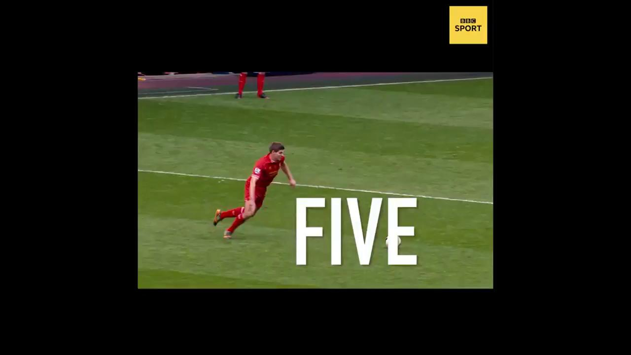 The moment Liverpool fans had their hearts broken 💔  They will be hoping for no repeat against Chelsea this weekend. https://t.co/26DqUjMTDg