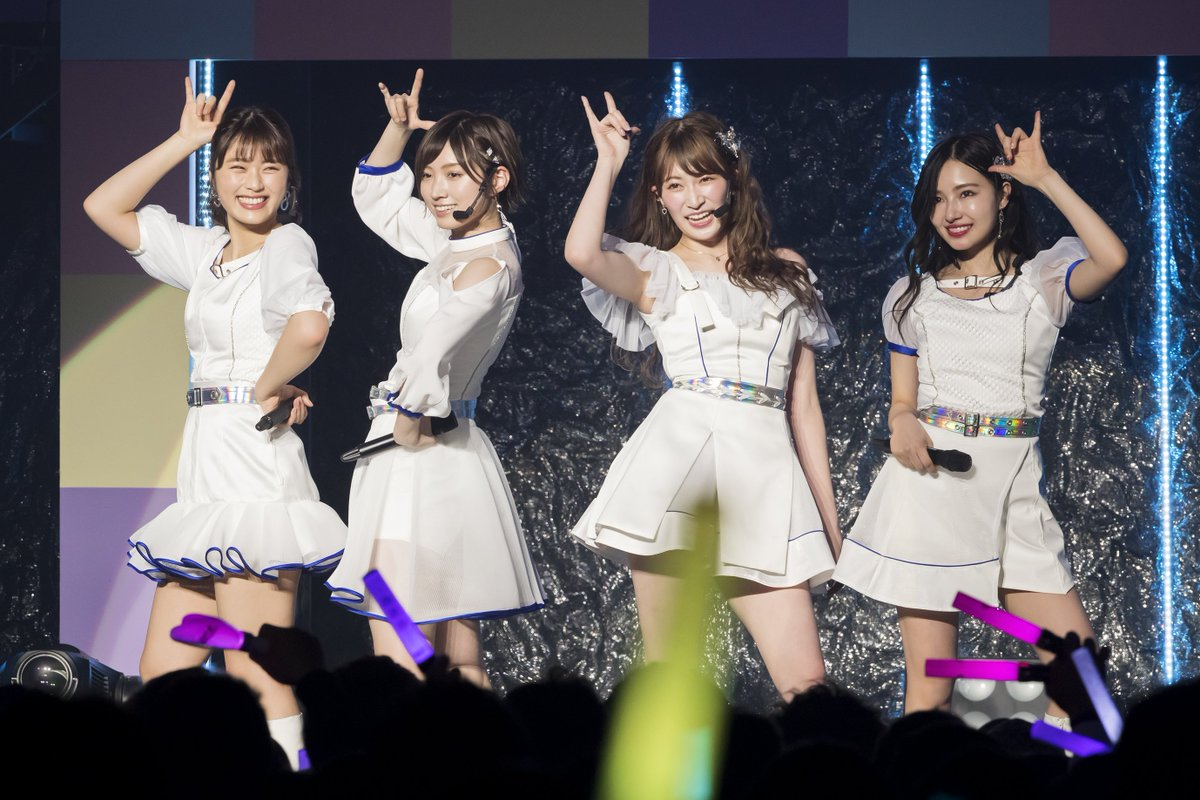test ツイッターメディア - NMB48女子力ユニットQueentet、初の東京公演決定🌈吉田朱里、村瀬紗英、太田夢莉、渋谷凪咲が今後の活躍誓う❗吉田はコスメブランド立ち上げ発表💄  📸写真10枚/セトリ ▶https://t.co/eyYsiYrdr2  #吉田朱里 #村瀬紗英 #太田夢莉 #渋谷凪咲 #Queentet #NMB48 #BIDOL #QueentetSpringLIVE2019 https://t.co/84zup90Kd0