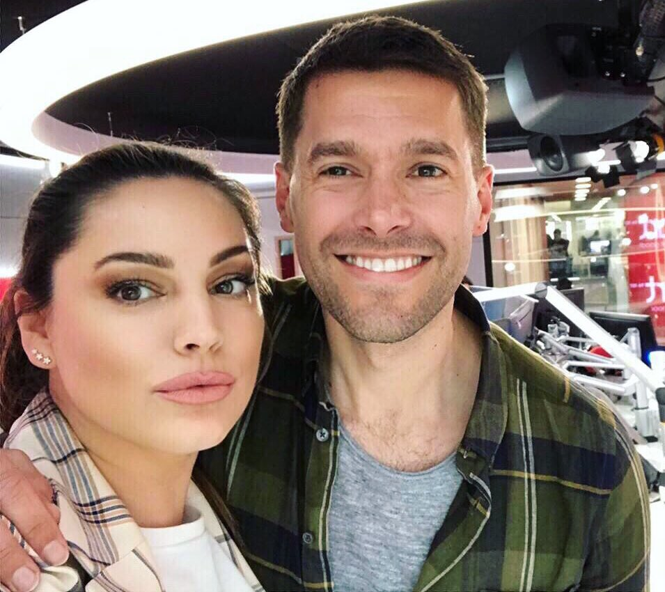 RT @thisisheart: Loving @richclarke in the studio with our @IAMKELLYBROOK today ????#FridayFeeling https://t.co/2WdatgeBgW