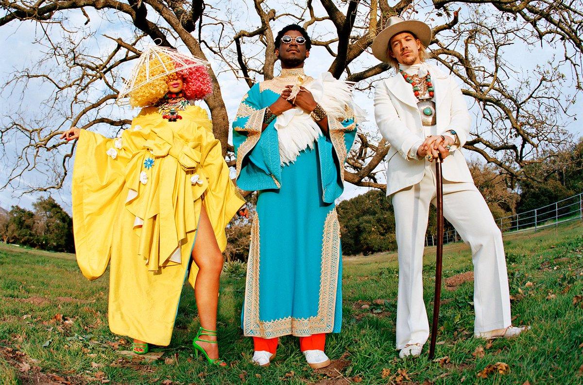 RT @billboard: Listen: @Labrinth, @Sia & @diplo drop their debut album as