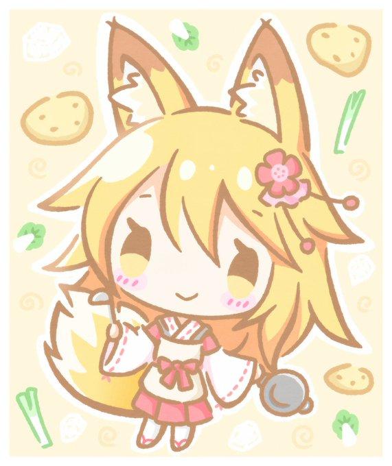 世話やきキツネの仙狐さん 壁紙