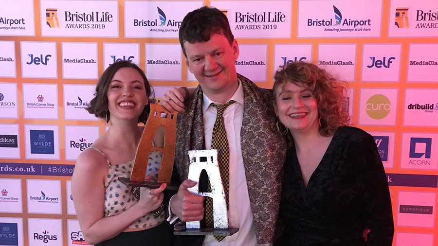 So thrilled for our friends at @BristolOldVic and @1766barkitchen for their wins last night at the @BristolLifeAwds awards 👏 https://t.co/apuP86DPB8