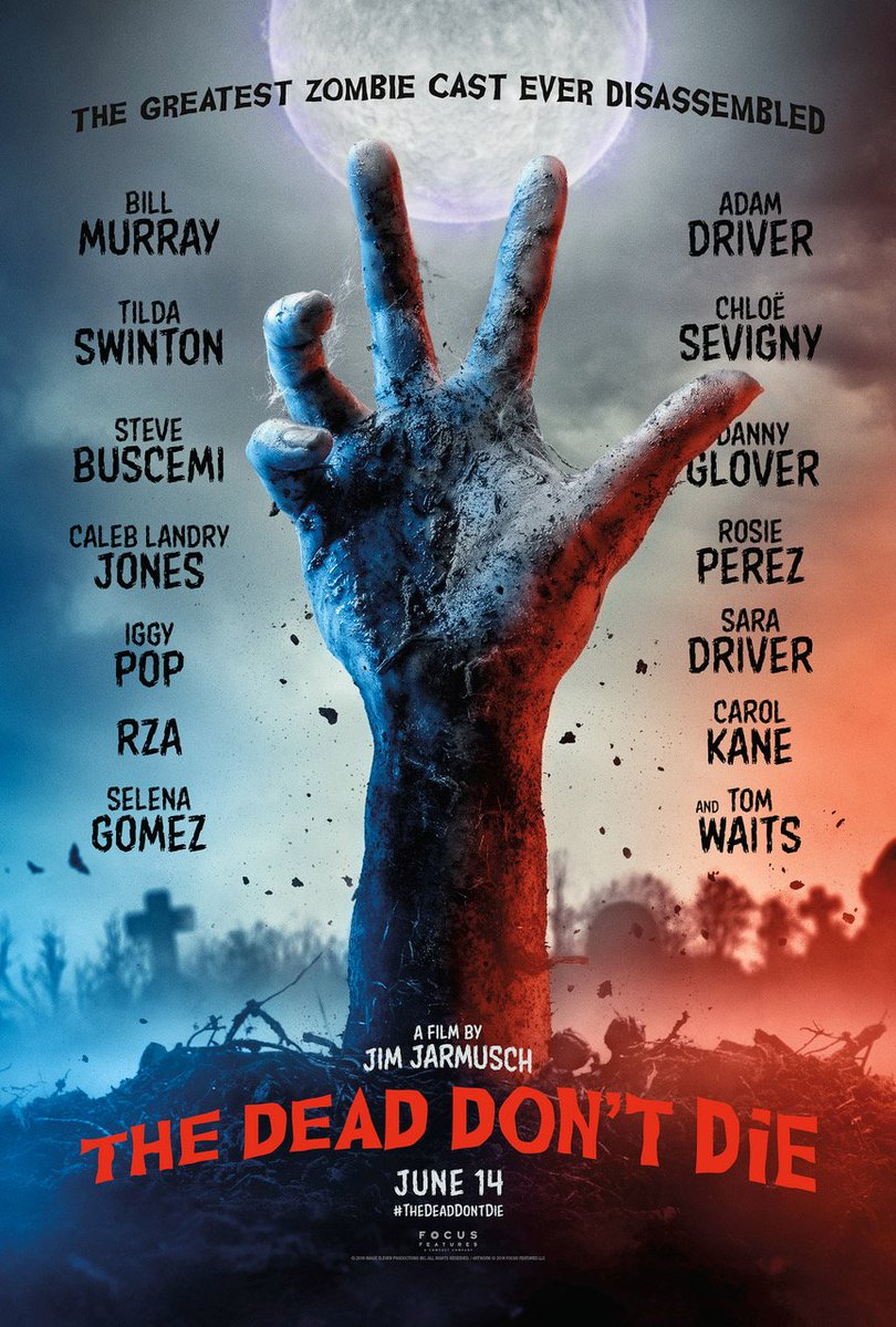 RT @thedeaddontdie: The road to survival could be a dead end. ????♂️ JUNE 14. #TheDeadDontDie https://t.co/CPHI15GI2n