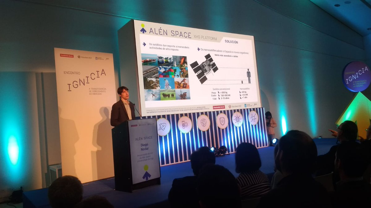 test Twitter Media - Esta mañá tivo lugar na @CidadedaCultura o #EncontroIgnicia a transferencia de coñecemento ao mercado organizado pola @axenciaGAIN e onde participaron, entre outros, os nosos compañeiros de RadioUAV, AidFork, Ubismart (@getancora) e XHS Platform (@alenspace) https://t.co/GaBygLRPlQ