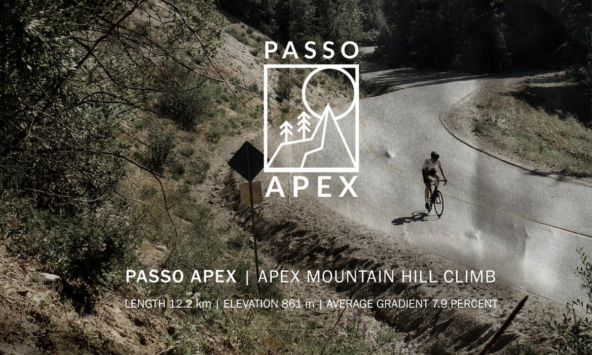 test Twitter Media - Fancy yourself a hill climber? This summer...take the challenge and race the Passo Apex, sponsored by @thevelofix, @Tree & @apexmtnresort! Part of the @axelsgranfondo weekend, this race includes 12k of uphill fun! For more info: https://t.co/RWkpxxFjcX https://t.co/fazubEkB9a