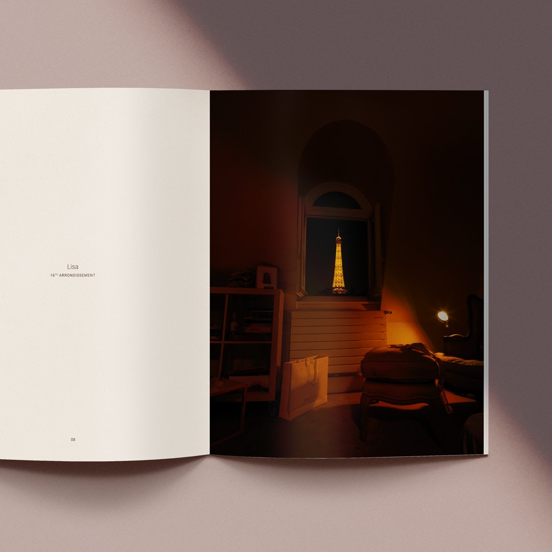 test Twitter Media - Book design for a fun and intriguing photography project by @jasperandwhite looking at intimate and unique views of the Eiffel Tower from the homes of Parisian residents. Check out his profile to find out more and support the project.  #kickstarter #photography #eiffeltower https://t.co/WiM2U9bd8A