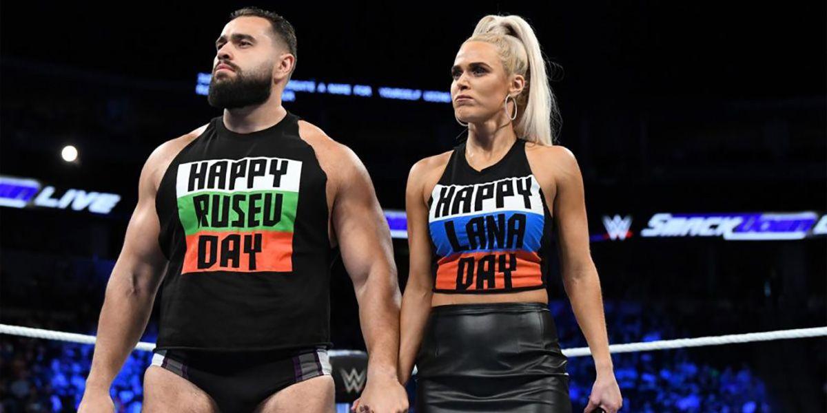 RT @CBR: Dark Country: WWE's Rusev & Lana Team With Jason Star for Superhero Comic https://t.co/r5sfeclvGN https://t.co/8CbakPv1r3