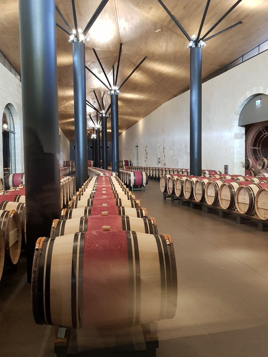 A flavour of @chateaukirwan #newcellar #EnPrimeur (@LynneCoyleMW) https://t.co/qTV9HBsco9