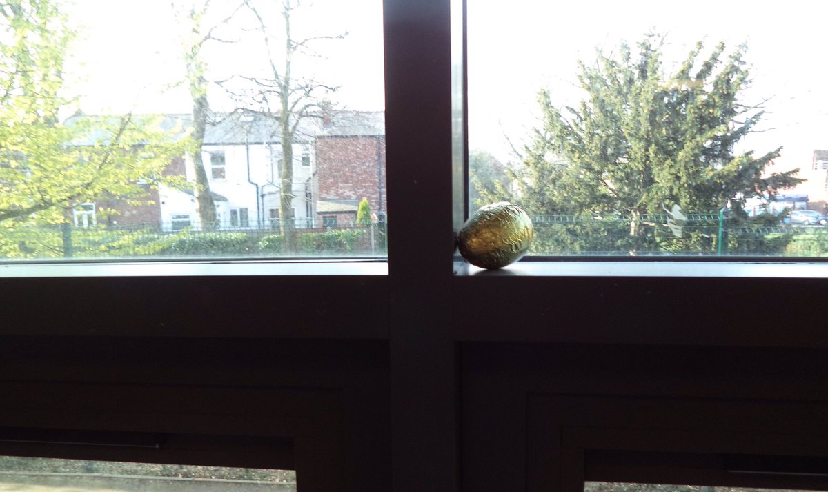 test Twitter Media - A little birdie tells me that @RomileyPS Year 1 class have had a visitor.......... I think somebody was egging them on!!! 🐥😄 https://t.co/rQBaqshBGD