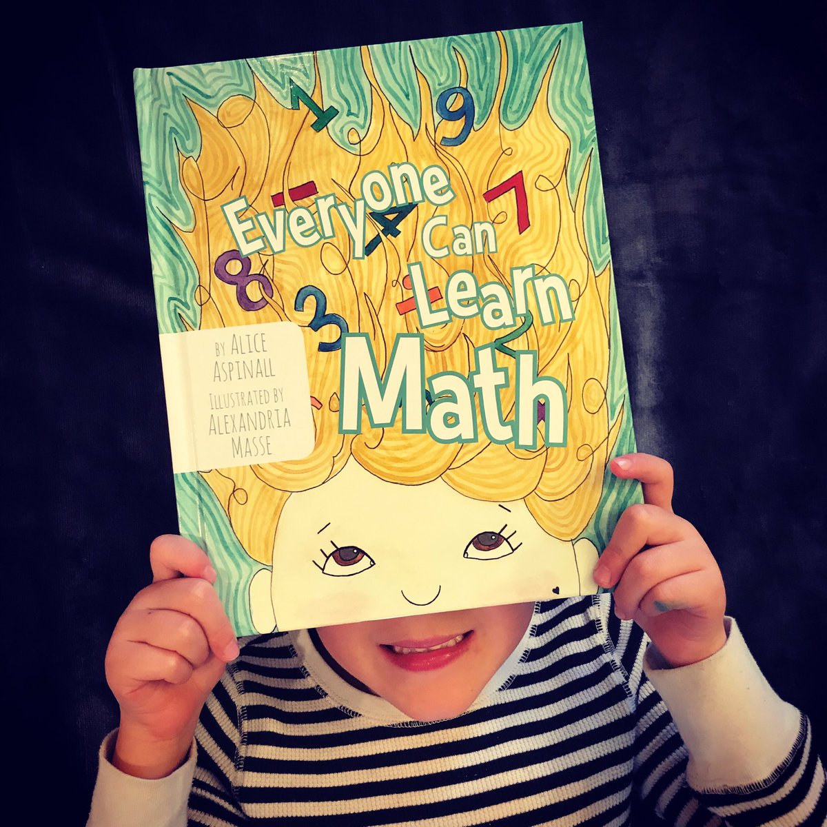 test Twitter Media - Looking for something educational for Easter baskets? This isn't just a book about learning math - this is a book about perseverance. This is a life lesson for all children.  Available in hardcover, paperback, and ebook from all online retailers. #mathbooks #picturebooks https://t.co/6gNGFA3X3R