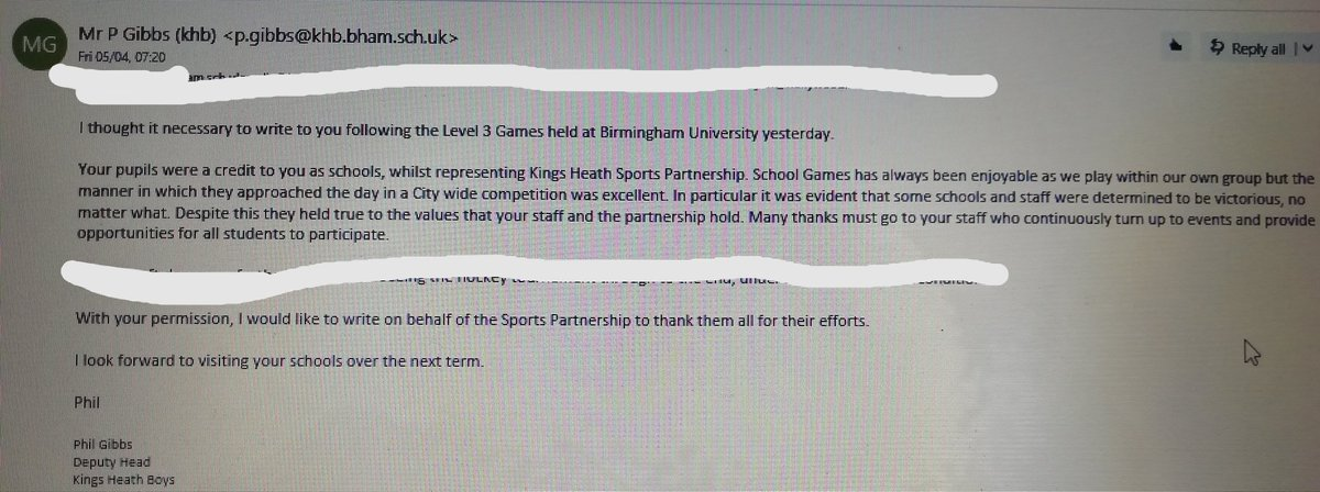 test Twitter Media - High praise indeed for our basketball team from Mr Gibbs, Deputy of Kings Heath Boys @KingsHeathSP https://t.co/pHISN3ag2B